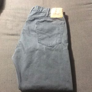 Gray Levi Strauss & CO 505 W40 L30